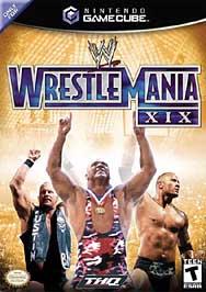 WWE WrestleMania XIX - GameCube - Used