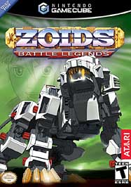 Zoids: Battle Legends - GameCube - Used