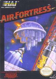 Air Fortress - NES - Used