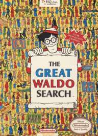 Great Waldo Search - NES - Used