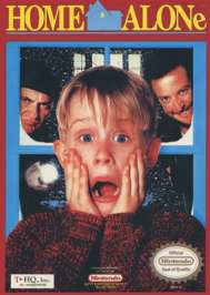 Home Alone - NES - Used