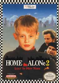 Home Alone 2: Lost In New York - NES - Used