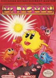 Ms. Pac-Man - NES - Used