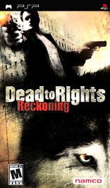 Dead to Rights: Reckoning - PSP - Used