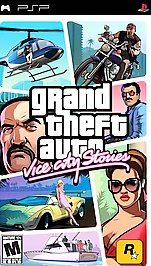 Grand Theft Auto: Vice City Stories - PSP - Used