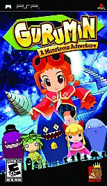 Gurumin: A Monstrous Adventure - PSP - Used