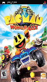 Pac-Man World Rally - PSP - Used