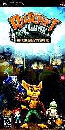 Ratchet and Clank: Size Matters - PSP - Used