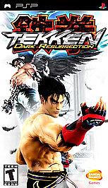 Tekken: Dark Resurrection - PSP - Used