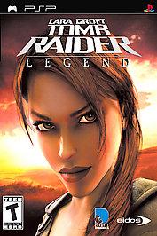 Tomb Raider: Legend - PSP - Used