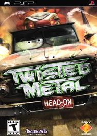 Twisted Metal: Head-On - PSP - Used