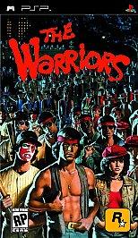 Warriors - PSP - Used