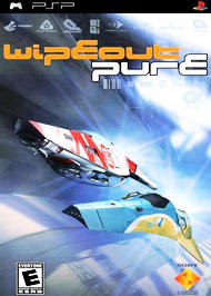 WipEout Pure - PSP - Used