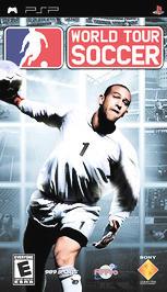World Tour Soccer - PSP - Used
