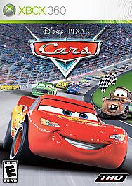 Cars - XBOX 360 - Used