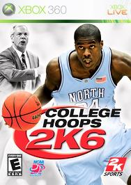 College Hoops 2K6 - XBOX 360 - Used