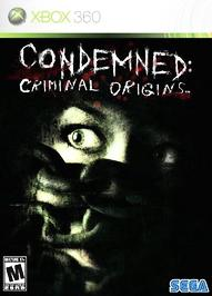 Condemned: Criminal Origins - XBOX 360 - Used