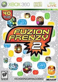 Fuzion Frenzy 2 - XBOX 360 - Used