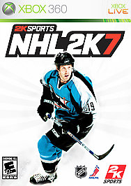 NHL 2K7 - XBOX 360 - Used