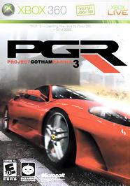 Project Gotham Racing 3 - XBOX 360 - Used