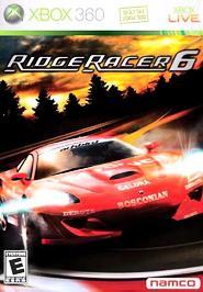 Ridge Racer 6 - XBOX 360 - Used