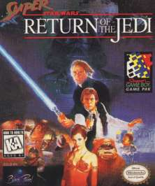 Star Wars: Return of the Jedi - Game Gear - Used