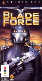 Blade Force - 3DO - Used
