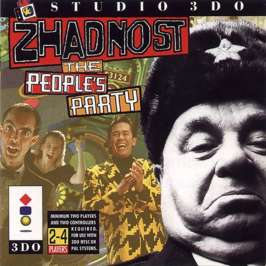 Zhadnost: The People's Party - 3DO - Used