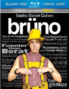 Bruno - Blu-ray - Used