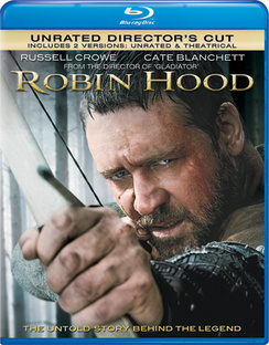 Robin Hood - Blu-ray - Used