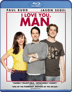 I Love You, Man - Blu-ray - Used
