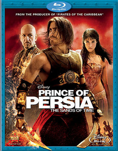 Prince of Persia: The Sands of Time - Blu-ray - Used