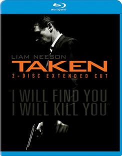 Taken - Blu-ray - Used