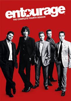 Entourage: The Complete Fourth Season - DVD - Used