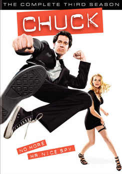 Chuck: The Complete Third Season - DVD - Used