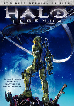 Halo Legends - DVD - Used