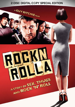 RocknRolla - DVD - Used