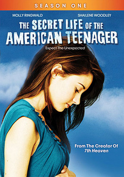 Secret Life of the American Teenager: 1st Season - DVD - Used