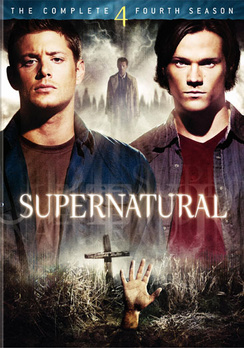 Supernatural: The Complete Fourth Season - DVD - Used