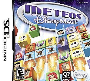 Meteos: Disney Magic - DS - New