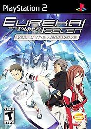 Eureka Seven Vol. 1: The New Wave - PS2 – New