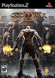 God of War II - PS2 - New