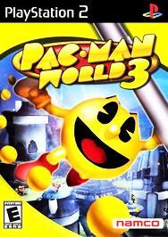 Pac-Man World 3 - PS2 - New