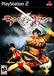Rise of the Kasai - PS2 - New