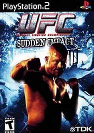 UFC: SUDDEN IMPACT - PS2 – New