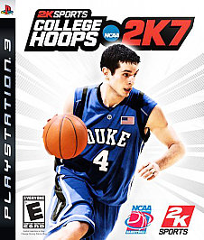 College Hoops 2K7 - PS3 - New