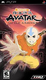 Avatar: The Last Airbender - PSP - New