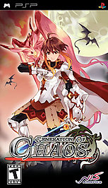 Generation of Chaos - PSP - New