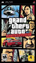 Grand Theft Auto: Liberty City Stories - PSP - New