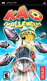 Kao Challengers - PSP - New